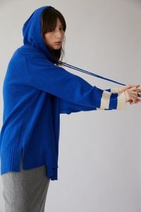 Pull Over Hoody Royal Blue