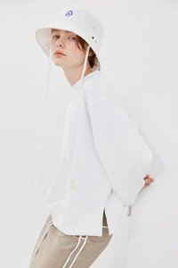 Tshirts MTM Sleeve Slit Pure White
