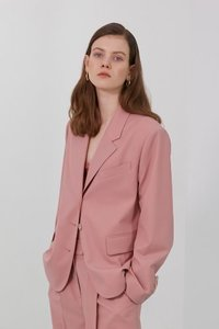 Jacket Single Classic Serenade Pink