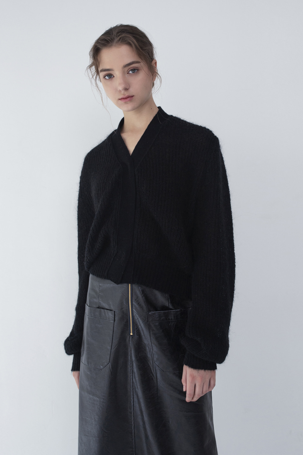 Cardigan 5.0 Kid T Nocturnal Black